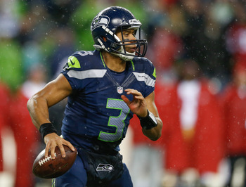 How will Russell Wilson respond in the Divisional Round?