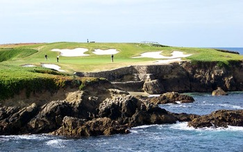 Scenery like this is special at Cypress Point.