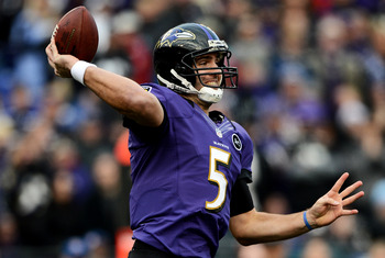 Will Flacco be with the Ravens next season?