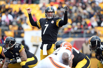 If Roethlisberger stays healthy, the Steelers should be in the playoffs next season.