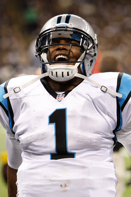 Cam Newton is a dynamic QB, but the Panthers can certainly be defeated by Buffalo.