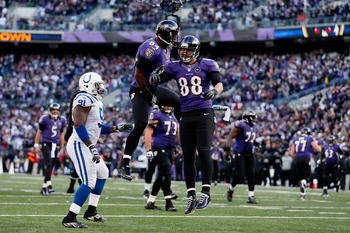 Dennis Pitta has shown flashes of Pro Bowl ability in his short career.