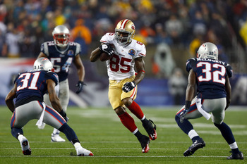 Vernon Davis is still one of the most complete tight ends in the NFL.