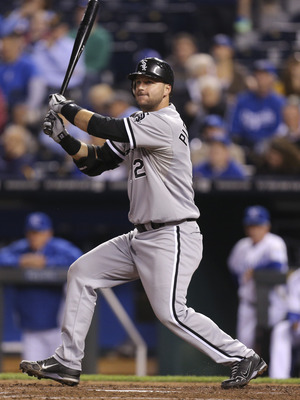 Pierzynski hit 27 home runs last season, by far the highest total of his career.