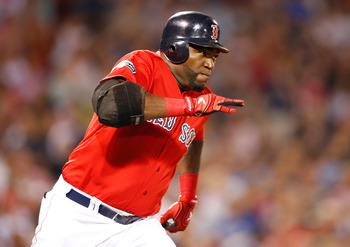 Ortiz has become one of the most beloved Boston sports stars of recent memory.
