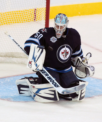 The Winnipeg Jets will be looking for their first playoff birth since relocating from Atlanta