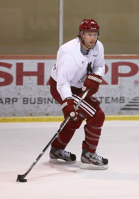 Shane Doan will have to have a big year if the Coyotes want any chance at winning the Pacific Division