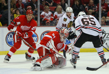 Detroit and Chicago will battle all season for first place in the Central Division