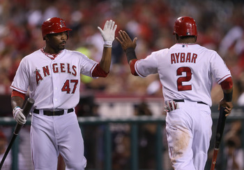 Kendrick, Aybar should see a lot of fastballs in 2013.