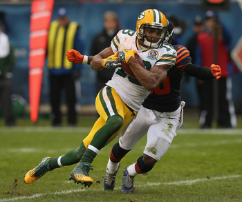 Randall Cobb has become an important part of Green Bay's offense.