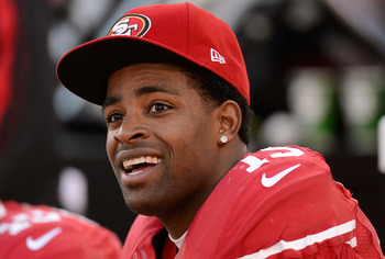 Michael Crabtree had his first 1,000-yard season this year.