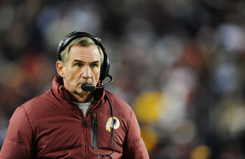 Mike Shanahan made some questionable comments during the press conference, but the Redskins finished 7-0 following his pronouncement.