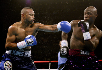 Roy Jones Jr. continues to hang on too long.