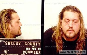 Wight has had a few issues at hotels. Photo Courtesy of mugshots.com