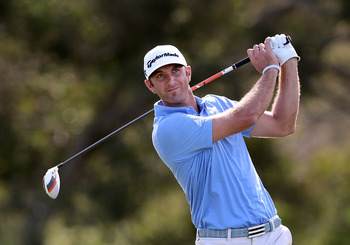 Dustin johnson had a fantastic week.