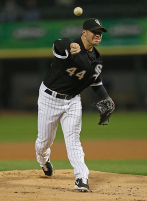 Peavy is set for a more successful year in 2013.