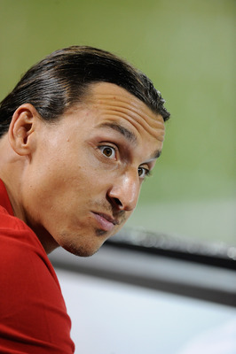 Ibrahimovic is France's undoubted top-billed star