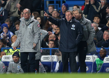Redknapp masterminded a win at Chelsea. Will Spurs be next?