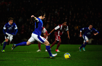 How long can Everton hang on to Leighton Baines?