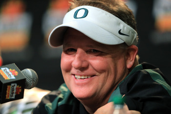 Head coach Chip Kelly