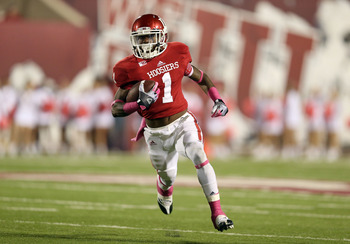 Shane Wynn is the Mighty Mouse of the Big Ten.