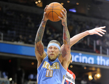 Miami worked out Chris Andersen on Tuesday.