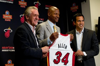 This offseason, Pat Riley and Erik Spoelstra doubled down on pace, space... and small.