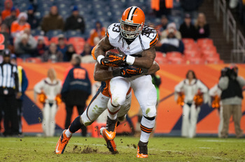 RB- Trent Richardson