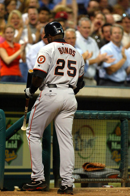 Bonds was a HOF'er before alleged steroid use.