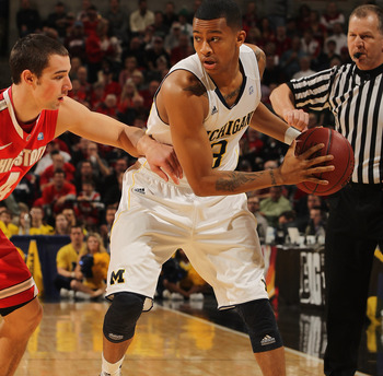 Trey Burke and Aaron Craft will be difficult matchups for one another.