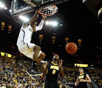 Glenn Robinson III will need to be on his game for the Wolverines to top Ohio State.