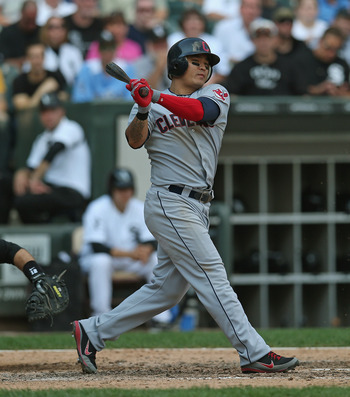 Moving to the Reds boosts Shin Soo-Choo's fantasy appeal.