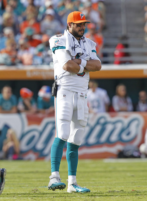 Matt Moore has value as a backup quarterback.