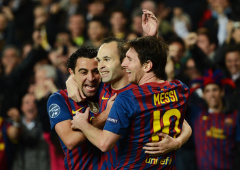 Barcelona's star trio will be expected to dominate European football again