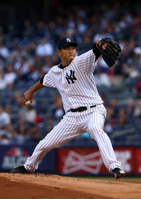 The usually underrated Hiroki Kuroda might become overrated.