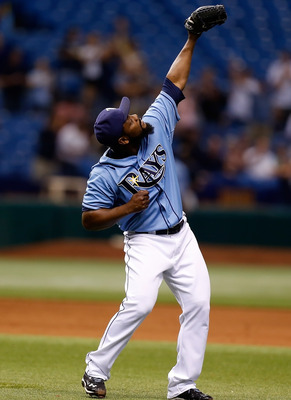 Fernando Rodney will never duplicate his 2012 success.