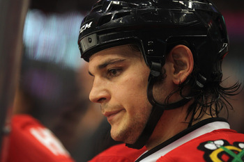 Daniel Carcillo isn't afraid to defend his team.