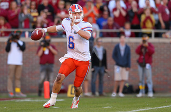 Driskel took strides toward becoming a top quarterback.