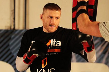Jan Blachowicz (Photo credit: www.Fight24.pl)