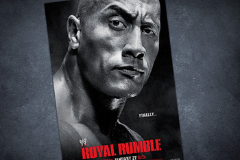This year's rumble can be the biggest one yet. Photo by: WWE