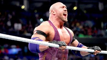 Ryback is one of the favorites to win this year's rumble. Photo by: WWE