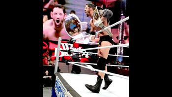 Wade Barrett could be a dominant powerhouse in this year's match. Photo by: WWE
