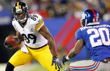 Jerricho Cotchery may be thrust into a larger role in 2013.