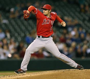 C.J. Wilson will seem more impressive with the Angels' ferocious lineup.
