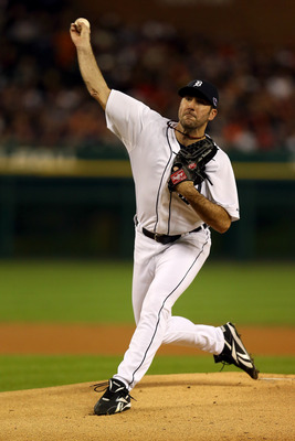 Justin Verlander has unparalleled command of his pitches.