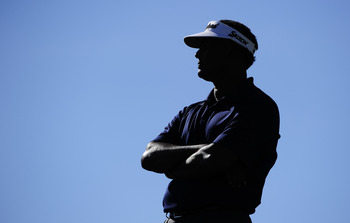 Vijay Singh has never been about making friends. He's about winning.