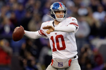 Eli Manning has justified the draft-day controversy by leading the New York Giants to two Super Bowl wins.