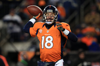 Despite the recent playoff loss, Peyton Manning still gives the Broncos a great chance to win a Super Bowl.