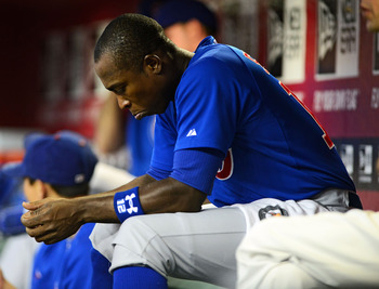 Chicago Cubs OF Alfonso Soriano