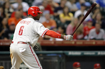 Philadelphia Phillies 1B Ryan Howard